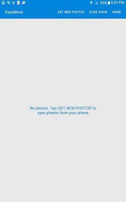 Samsung Device Easy Move