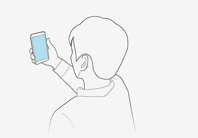 Samsung smart screen stay