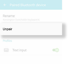 Samsung Galaxy S5 Active Bluetooth Feature