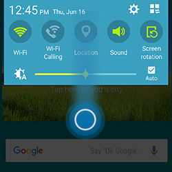 Samsung Galaxy S5 Active Stopping Screen Automatically Rotating