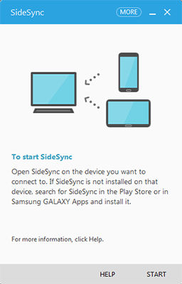 Samsung Galaxy S5 Sport Set Up Use Sidesync