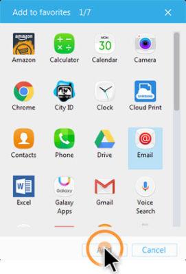 Samsung Galaxy S6 Set Up Use SideSync 4.0