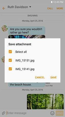 Samsung Galaxy S6 Select Attachments