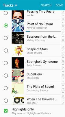 Samsung Galaxy E5 Music File Ringtone