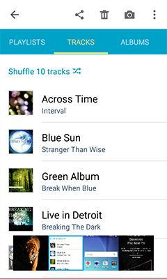 Samsung Galaxy J1 Screenshot Share