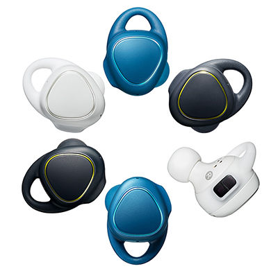 Samsung Gear IconX Earbuds Earbud Tips and Wing Tips