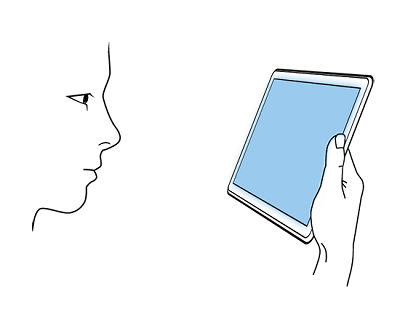 Samsung Galaxy Tab S Smart Stay Feature