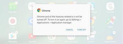 Samsung Galaxy Tab S2 Uninstall and Turn Off Apps