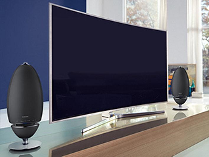 samsung r7 360 speaker black ebay. Black Bedroom Furniture Sets. Home Design Ideas