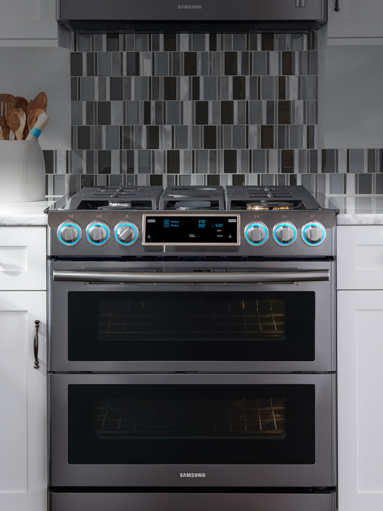 Kitchen Stove samsung ranges: gas, electric & dual fuel stoves | samsung us