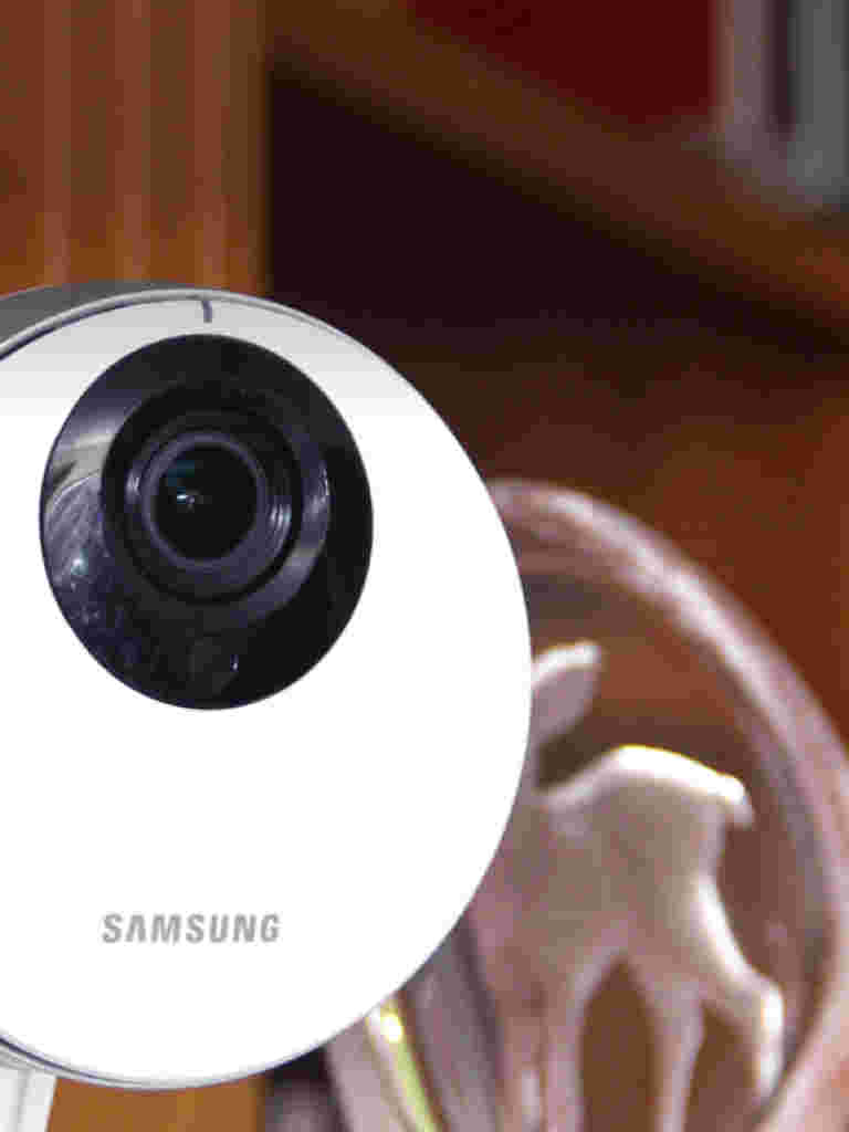 Samsung Home monitoring