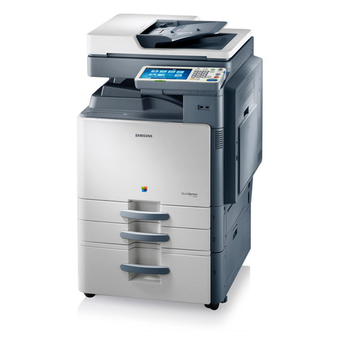 Color Multifunction MultiXpress CLX-9352NA