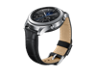 Thumbnail image of Gear S3 Alligator Grain Leather Band - Black