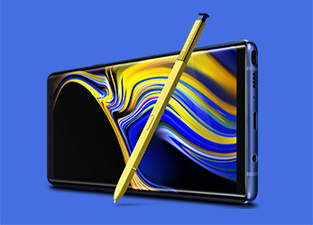 galaxy Note9 business smartphone