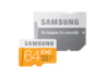 Thumbnail image of MicroSDXC EVO Memory Card w/ Adapter 64GB