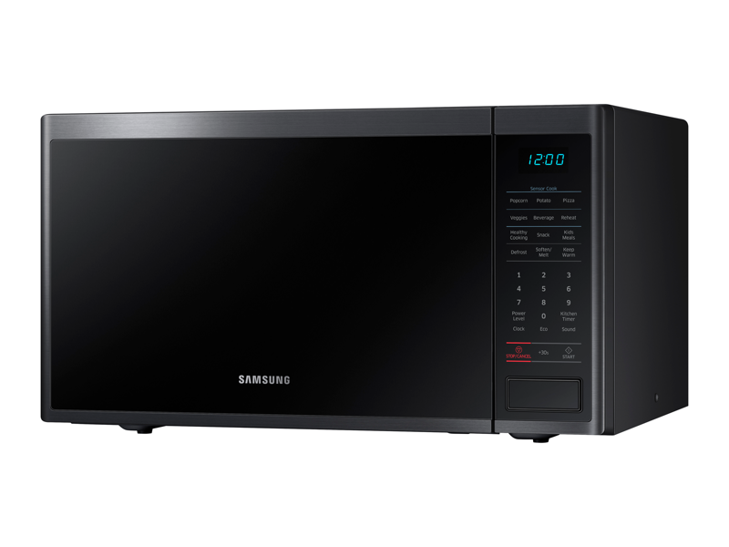 Countertop Microwave Black Stainless : cu.ft. Countertop Microwave (Black Stainless Steel) Microwaves ...