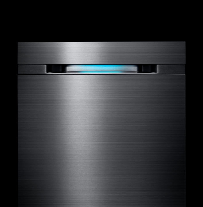 Samsung Black Stainless Steel Dishwaser