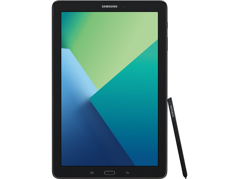 samsung galaxy tab a 10 1 with s pen 16gb wi fi black. Black Bedroom Furniture Sets. Home Design Ideas