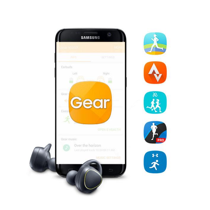 Phone-free fitness