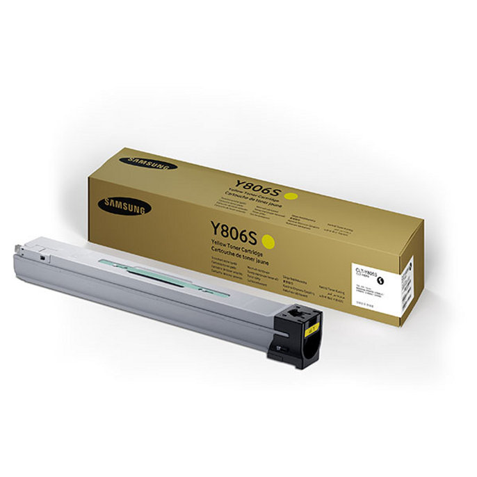 Yellow Toner  30,000 Page Yield