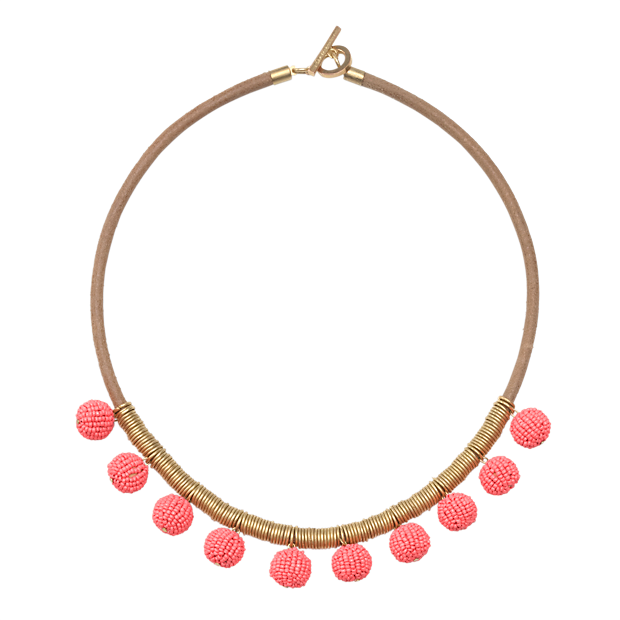 Sale alerts for Kate Spade Saturday Seed Bead Dangle Necklace - Covvet