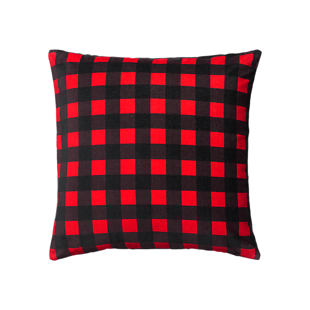 Sale alerts for Kate Spade Saturday Velvet Pillow Cover in Buffalo Check - Covvet