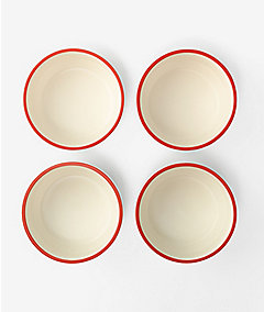 Full-Circle Stacking Bowls