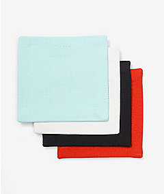 Square Canvas Coasters