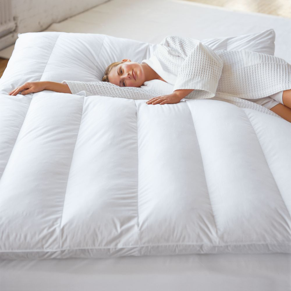 Feather Bed D 233 Finition What Is
