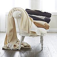 Tonal Cotton Blanket