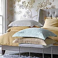Lyon Sateen Jacquard Bedding