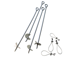ShelterAuger Earth Anchors 30 in.
