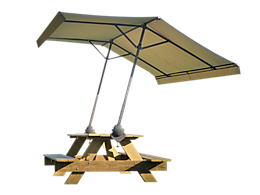 Quick Clamp Canopy®