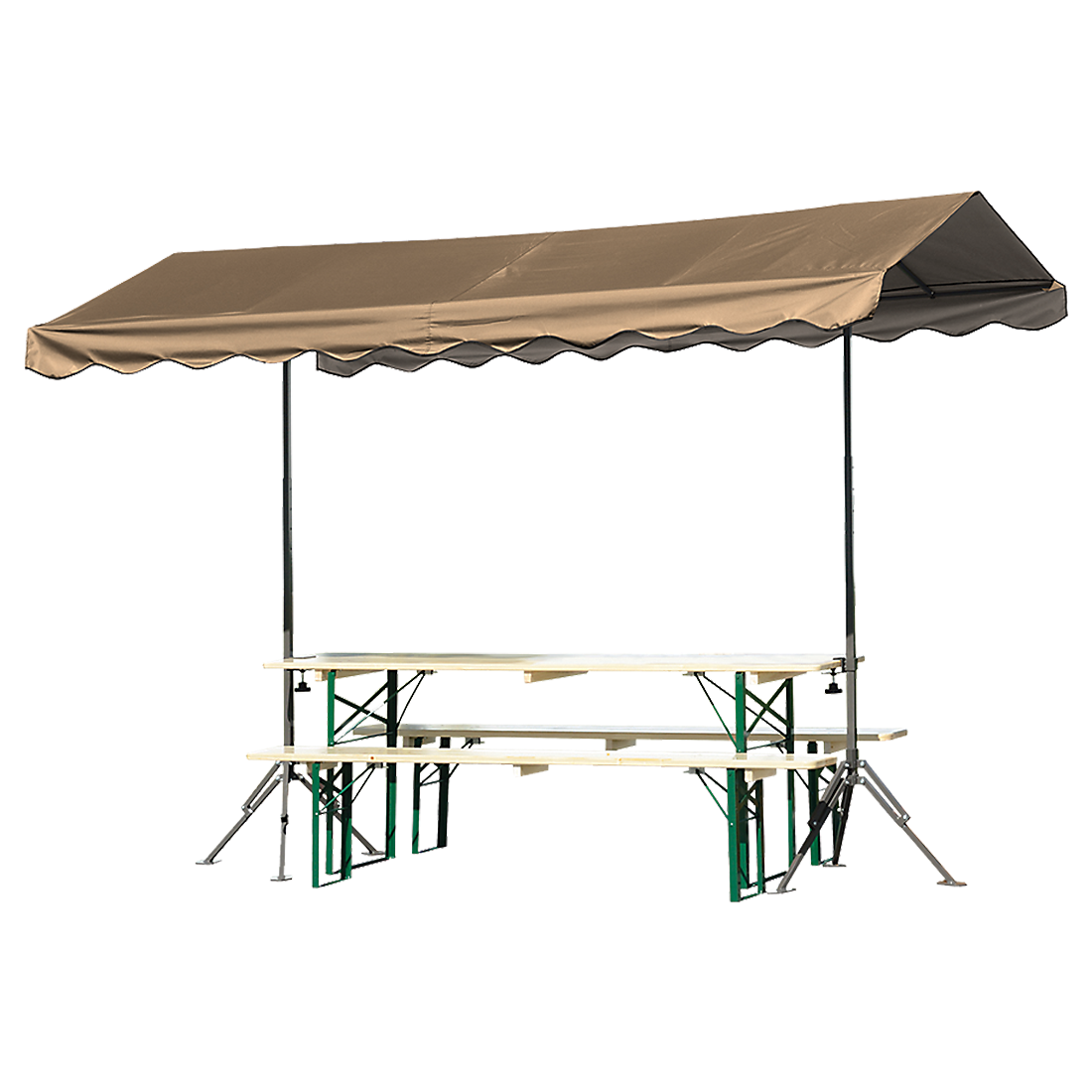 quick clamp outdoor shade canopy™ - canopies & tents