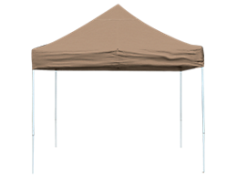Pop-Up Canopy HD - Straight Leg 10 x 10 ft.
