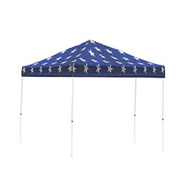 Pop-Up Canopy HD - Straight Leg - 10 x 10 ft. Super Star