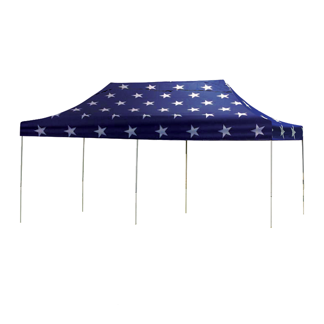 Pop-Up Canopy HD - Straight Leg 10 x 20 ft. Super Star