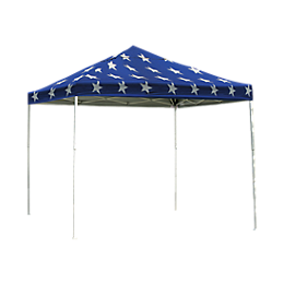 Pop-Up Canopy HD - Straight Leg 12 x 12 ft. Super Star