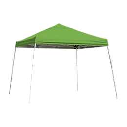 Pop-Up Canopy HD - Slant Leg - 10 x 10 ft. Spring Green