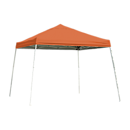 Pop-Up Canopy HD - Slant Leg - 10 x 10 ft. Orange