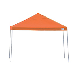 Pop-Up Canopy HD - Straight Leg - 10 x 10 ft. Orange