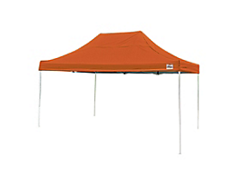 Pop-Up Canopy HD - Straight Leg - 10 x 15 ft. Orange