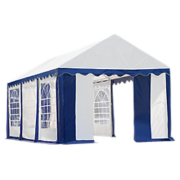Enclosure with Windows - Party Tent 10 x 20 ft.