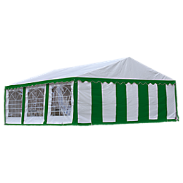 Enclosure with Windows - Party Tent 20 x 20 ft.