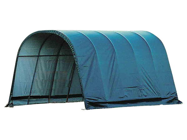 Run-In Shelter 12 x 20 x 10 ft.