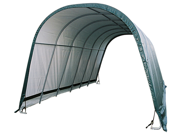Run-In Shelter 13 x 24 x 10 ft.