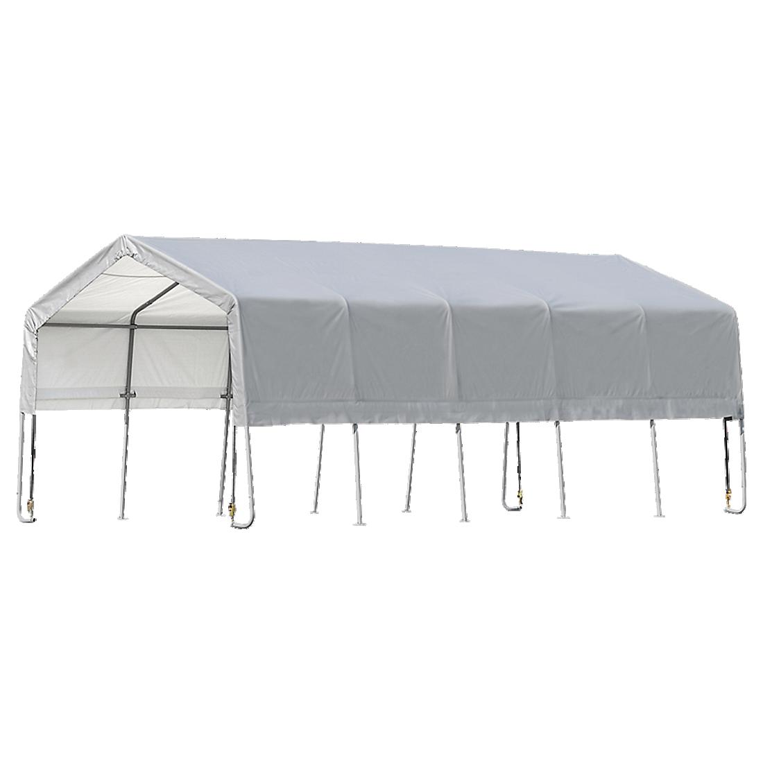 Carport-in-a-Box® 12 x 20 x 8 ft.