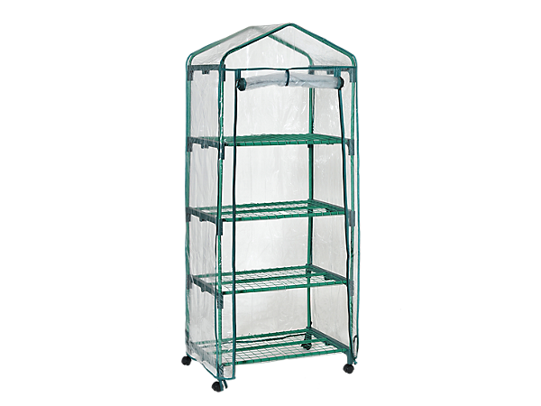 GrowIT® 4-Tier Mini Growhouse