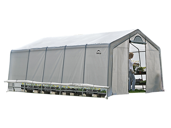 GrowIT® Heavy Duty Greenhouse 12 x 20 x 8 ft.