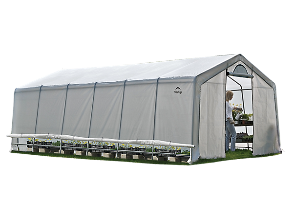 GrowIT® Heavy Duty Greenhouse 12 x 24 x 8 ft.